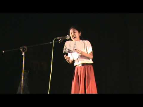 Anak SD Juara Puisi Rendra Tk.Nasional 2012