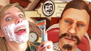 getlinkyoutube.com-LAS BARBAS MAS SEXYS | The Barber Shop