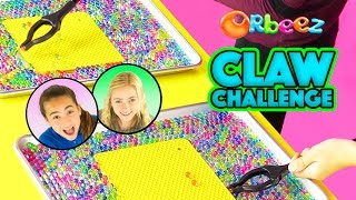 getlinkyoutube.com-Orbeez Claw Challenge Game with the Orbeez Girls | Official Orbeez