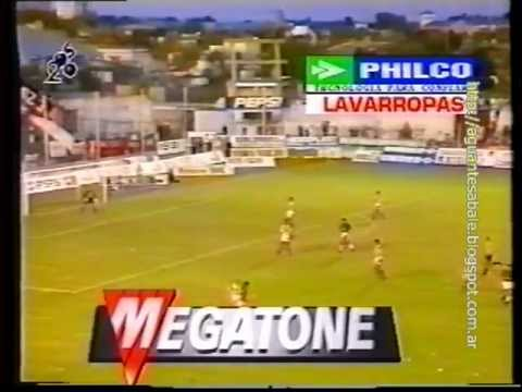Nacional B 1994/95 - 2 Rueda - COLON 3 vs. unin 1 (video de COLON sin editar, en Calidad DVD)