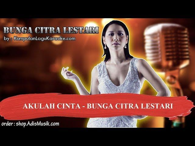 AKULAH CINTA -  BUNGA CITRA LESTARI Karaoke