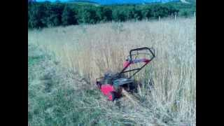 getlinkyoutube.com-Ody's lawnmower convertion