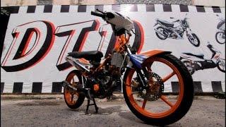getlinkyoutube.com-Độ Yamaha Exciter thành quái vật - Dũng Thanh Đa