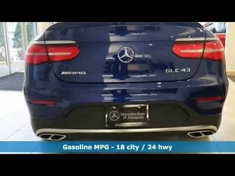 New 2018 Mercedes-Benz GLC Annapolis MD Baltimore, MD QJ461458 - SOLD