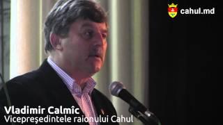Valdimir Calmîc la a 25 aniversare a retragerii trupelor sovietice din Afganistan