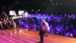 getlinkyoutube.com-Bboy Gravity in 2011 - Dynamic Rockers  / 5 Crew Dynasty