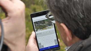 getlinkyoutube.com-HP Elite X3 Windows 10 Mobile Phone