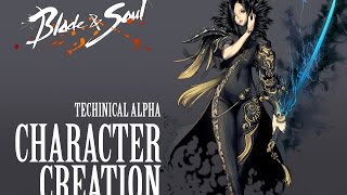 getlinkyoutube.com-Blade & Soul Character Creation ( Yun )