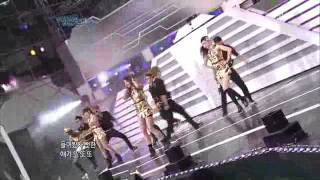getlinkyoutube.com-VIETSUB DDCC 2011 Kara Super Junior Song Joong Ki Part 1