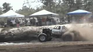 getlinkyoutube.com-Truck Crash HUGE Crashes 4x4 Trucks Compilation MuddFreak  accident