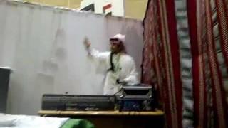 مبتعث سعودي زاحف