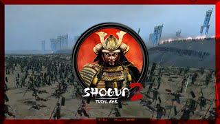 Marines Massacre Samurai - Shogun 2 Total War