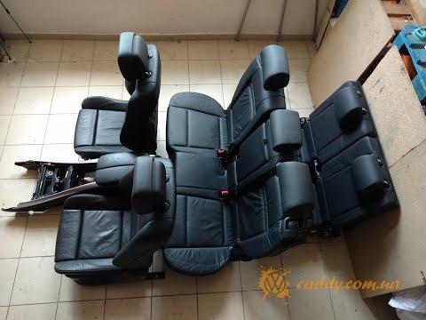 BMWX5-8 - BMW X5 E70 - кожаный салон