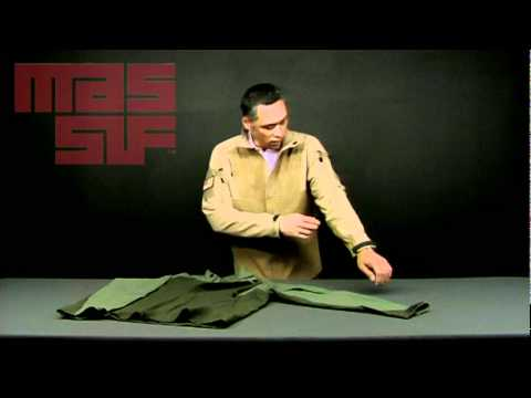 Massif Integrated Tactical Jacket by U.S. Cavalry