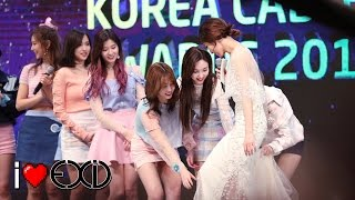 [EXID] When Idols Take Care of Each Other