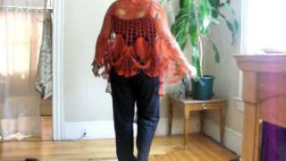getlinkyoutube.com-Part 1 - How To Wear Shawls and Kimonos Without Looking Like A