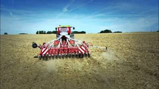 POTTINGER TERRASEM Mulch seed drills