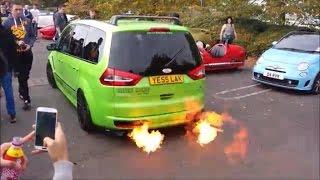 getlinkyoutube.com-Gumball 3000  Krispy Kream Car Meet, Trafford Center, Manchester