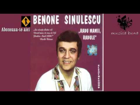 Benone Sinulescu - Mana caii, vizitiu. -ivFzKFcerPk