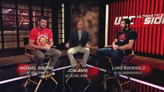 Counterpunch con Michael Bisping y Luke Rockhold