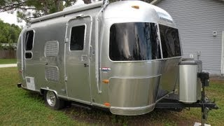 getlinkyoutube.com-2008 Airstream Flying Cloud 20' Bambi