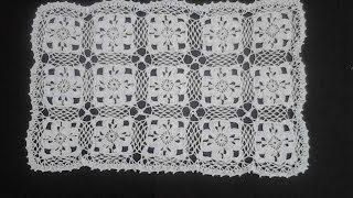 getlinkyoutube.com-carpeta rectangular crochet