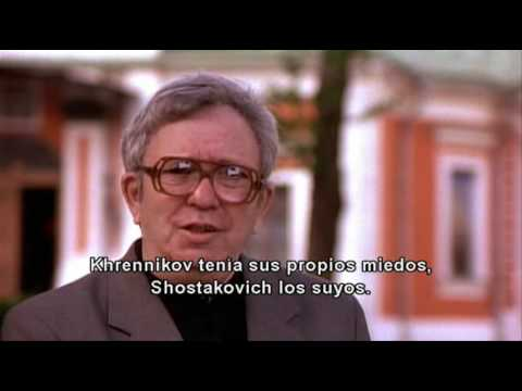 Shostakovich Against Stalin, Pt 7  (The War Symphonies)