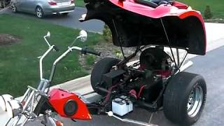 getlinkyoutube.com-Custom VW Trike - Made in Germany