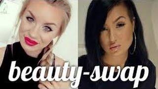getlinkyoutube.com-Beauty swap med Anty | Årets collab Guldtuben 2015