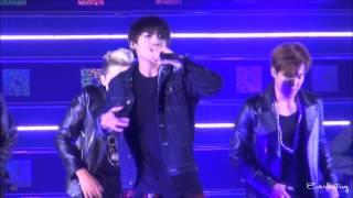 getlinkyoutube.com-150124 BTS LIVE EXPO TOKYO 좋아요 Japanese ver  Fancam