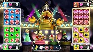 getlinkyoutube.com-マリオパーティ 10 クッパパーティモード プレイ part1 - クッパで遊ぶ 遊園地のボードマップ