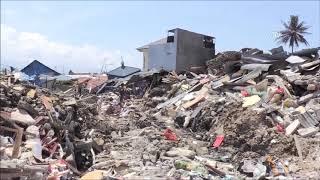 Deprem sonrası Endonezya