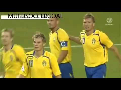 Sweden vs Finland 5 0 07 06 2011   All Goals & Highlights