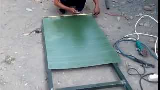 getlinkyoutube.com-Iron Door - Pintu Besi