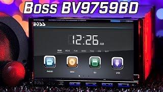 getlinkyoutube.com-Boss BV9759BD DVD Bluetooth Stereo - Review 2016