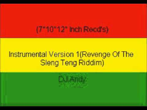 Instrumental Version 1(Revenge Of The Sleng Teng Riddim)