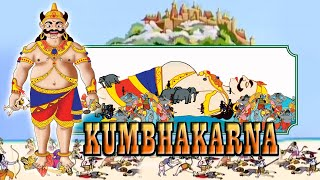 getlinkyoutube.com-Kumbhakarna - The Rise and Fall of a Great Archer - Animated Hindi Story For Kids
