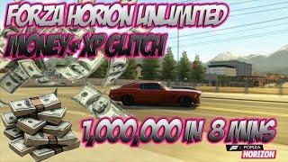 getlinkyoutube.com-Forza Horizon Unlimited Money + XP glitch! [CHECK DESCRIPTION FOR NEW VERSION]