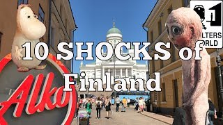 Visit Finland - 10 Things That Will SHOCK You About Finland