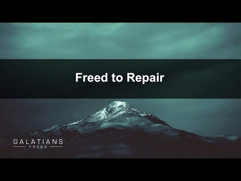 Benchmark Bible Church - 12.30.18 - Freed To Repair