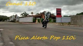 getlinkyoutube.com-|POP 110i| INSTALANDO PISCA ALERTA NA POP 110i