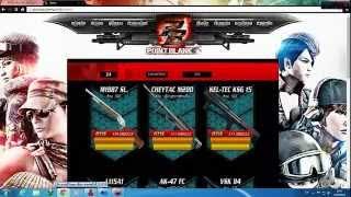 getlinkyoutube.com-PointBlank Garena สอนซื้อปืนในเว็บPB
