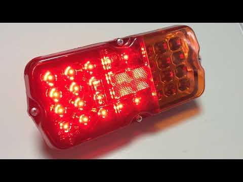 Задний светодиодный фонарь УАЗ