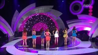 A-pink - Hush, 에이핑크 - 허쉬, Music Core 20120519
