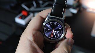 مراجعة الساعة الذكية LG G Watch Urbane