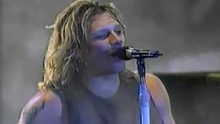 getlinkyoutube.com-I'll Be There For You - Bon Jovi -Live São Paulo 95