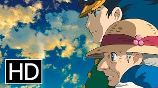 Howl's Moving Castle - Official Trailer width=