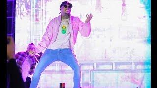 getlinkyoutube.com-Chris Brown, Wizkid and Ali Kiba Performance at Mombasa Golf Club