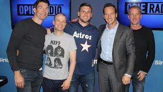 getlinkyoutube.com-Opie & Jim Norton - Chris Distefano, Jerry O'Connell, Patrick Wilson (06-09-2016)
