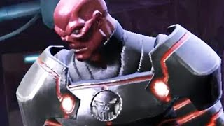 getlinkyoutube.com-Marvel: Contest of Champions - Iron Red Skull Review